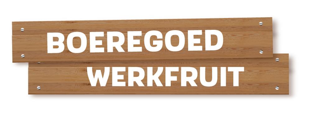 Boeregoed Werkfruit