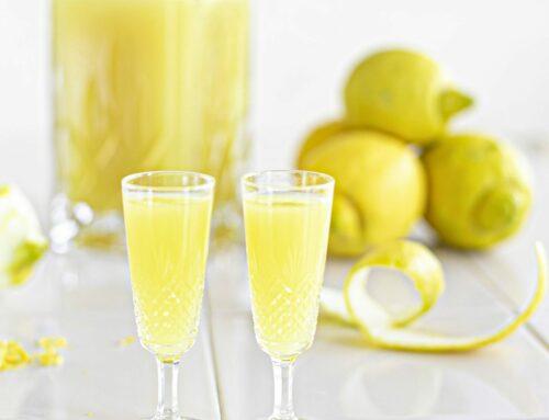 Recept voor limoncello